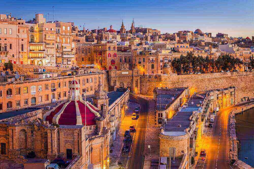 visiter Malte