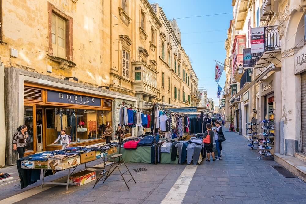 coût de la vie à Malte