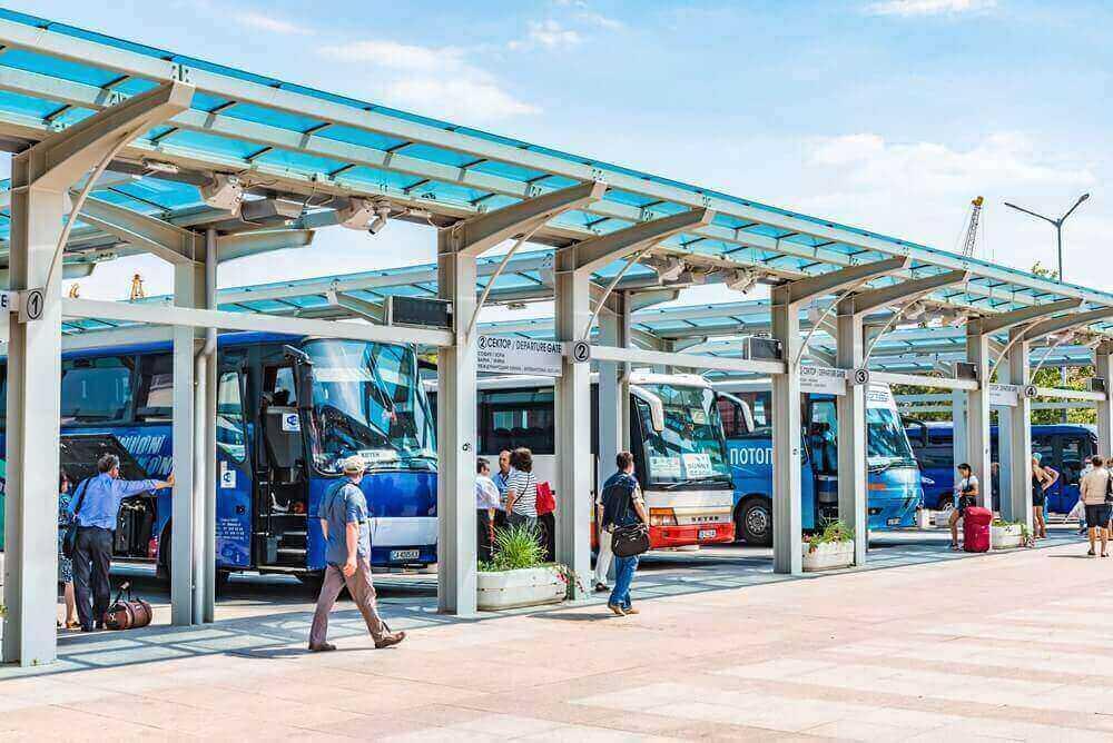transport en Bulgarie