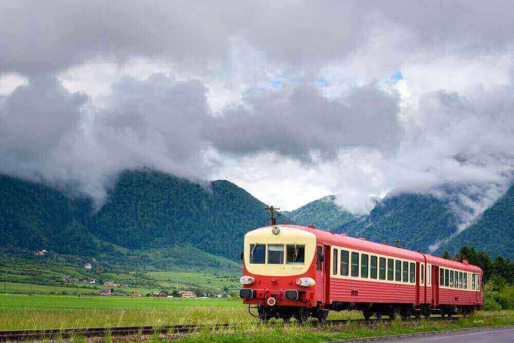 transport en Roumanie