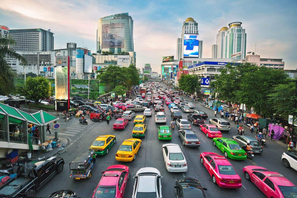 transport à Bangkok