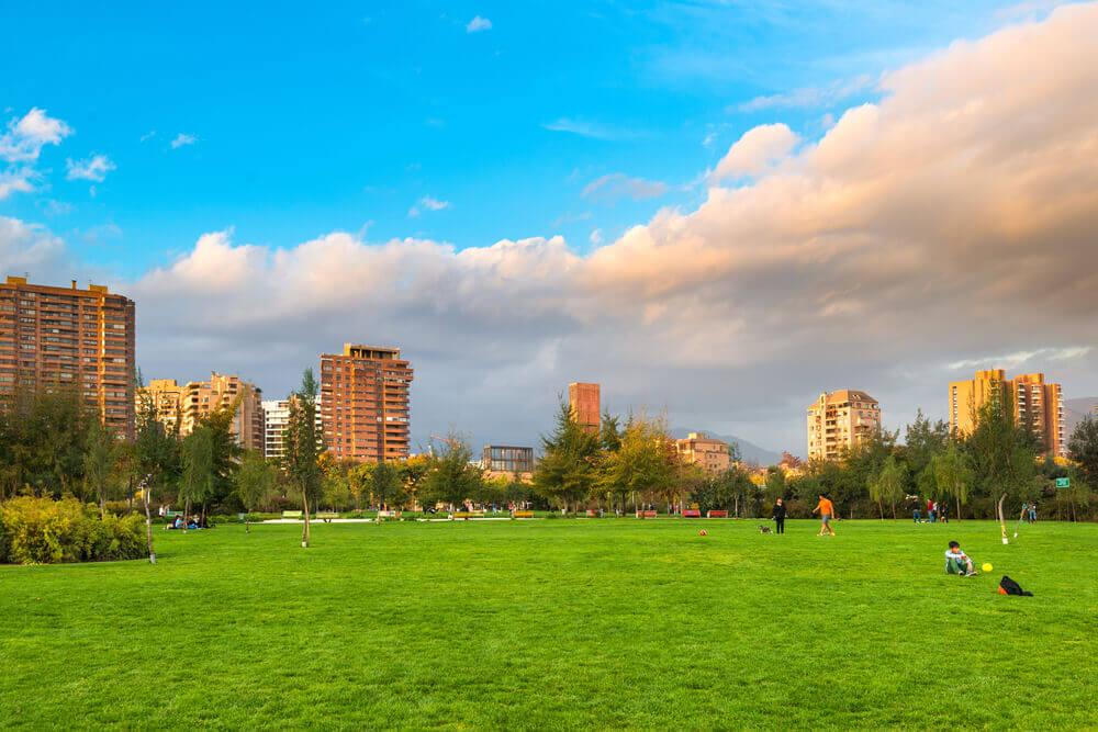 visiter Santiago du Chili