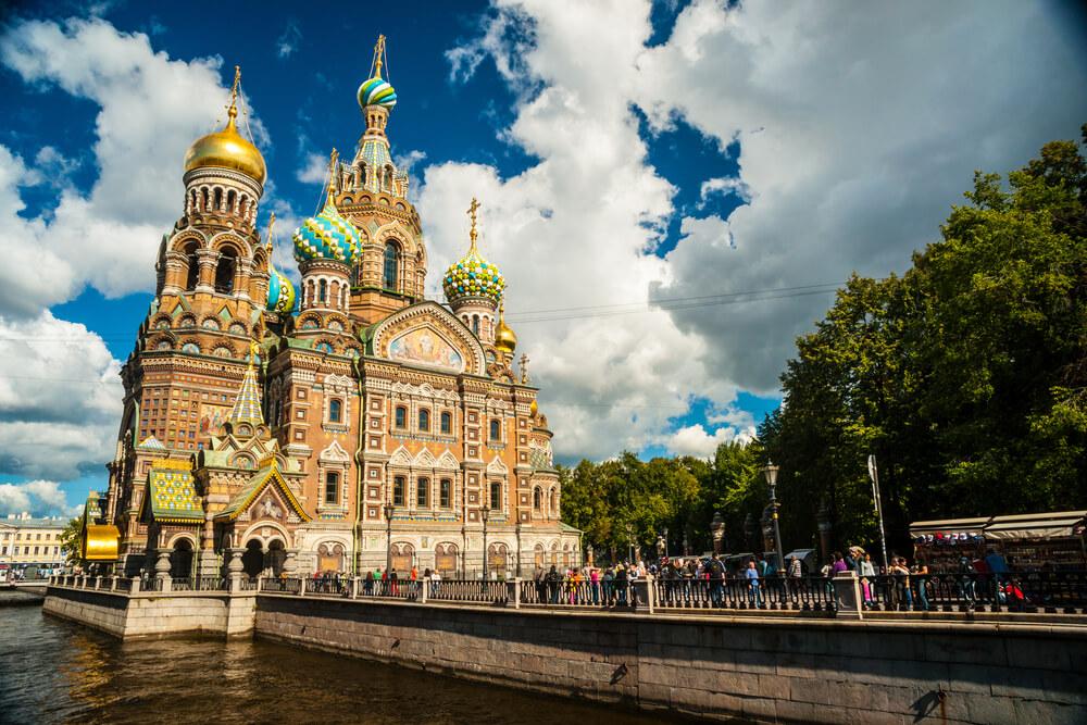 visiter Saint-Pétersbourg