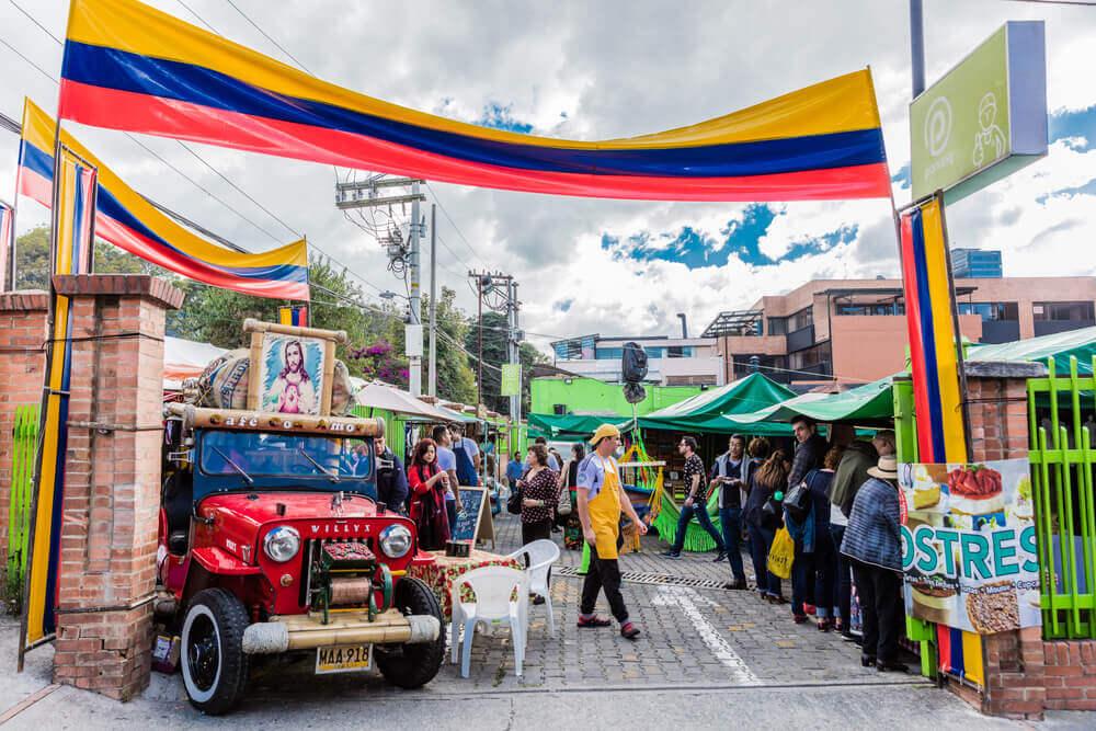 coût de la vie à Bogota