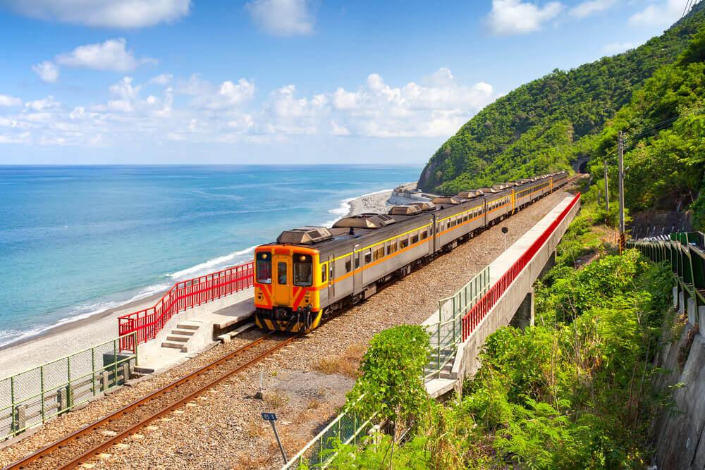 transport à Taiwan