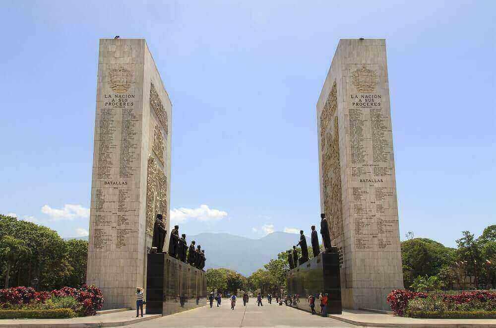 visiter le Venezuela : monuments