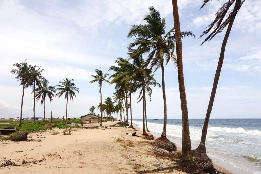 climat au Nigéria