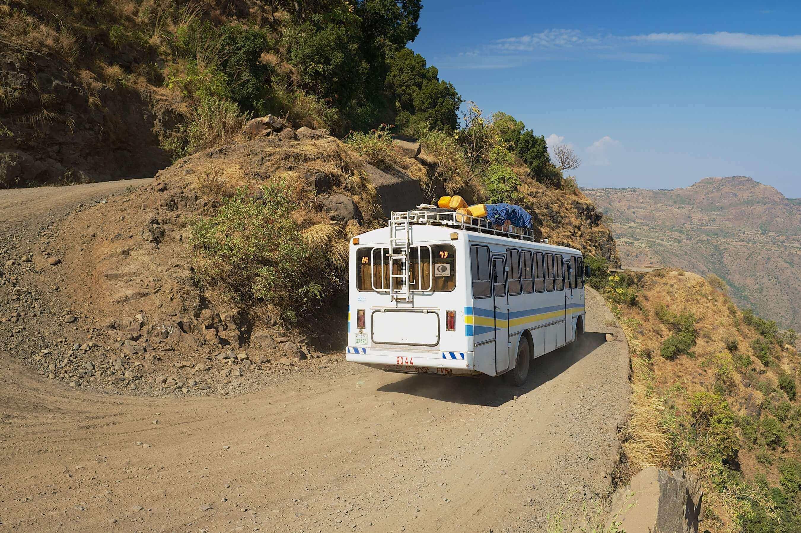 transports en Ethiopie