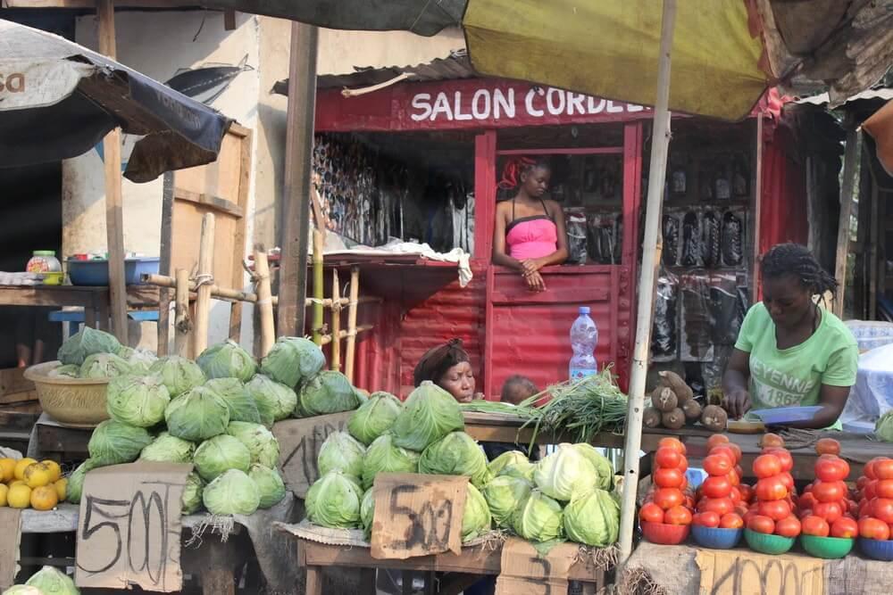 coût de la vie au Congo