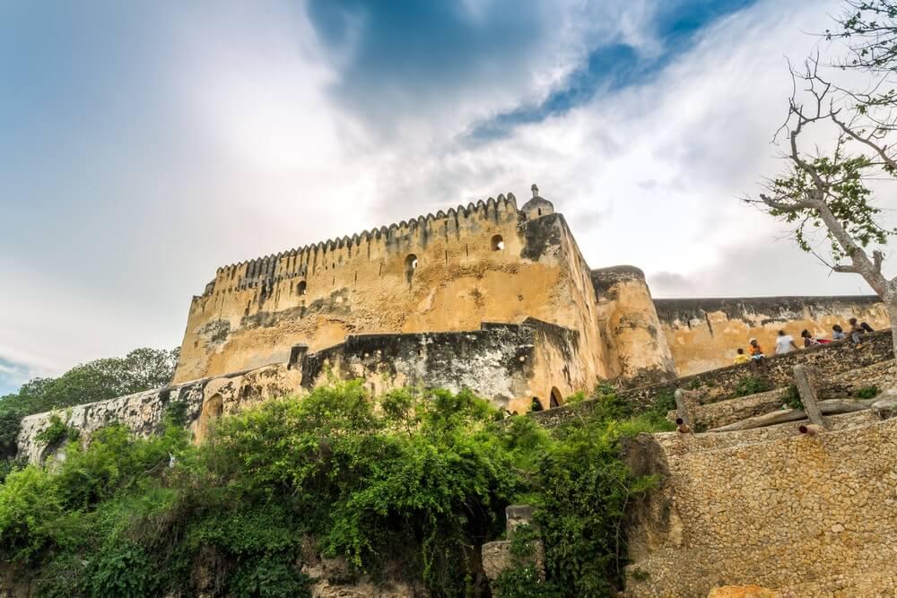 monuments historiques au Kenya