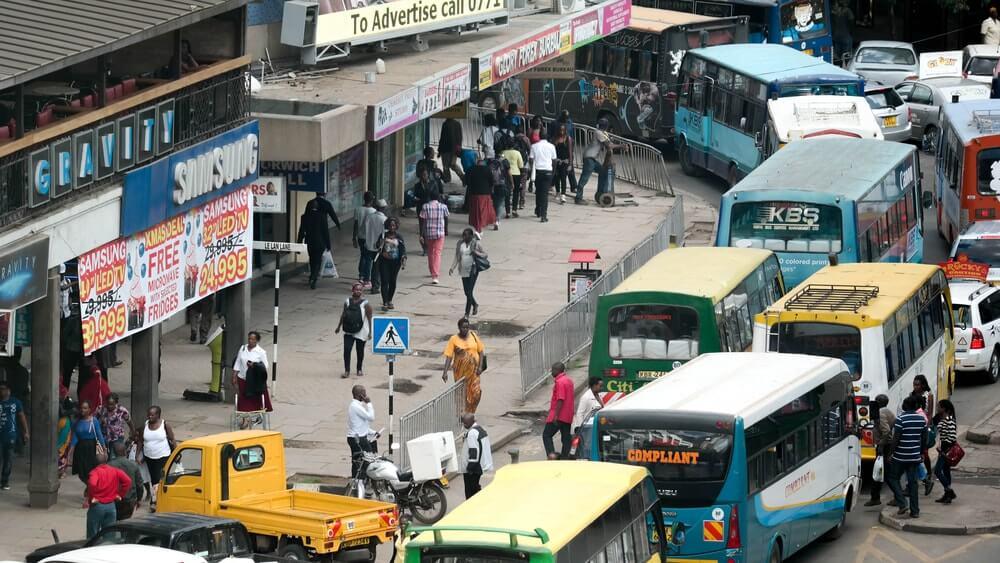 transport au kenya