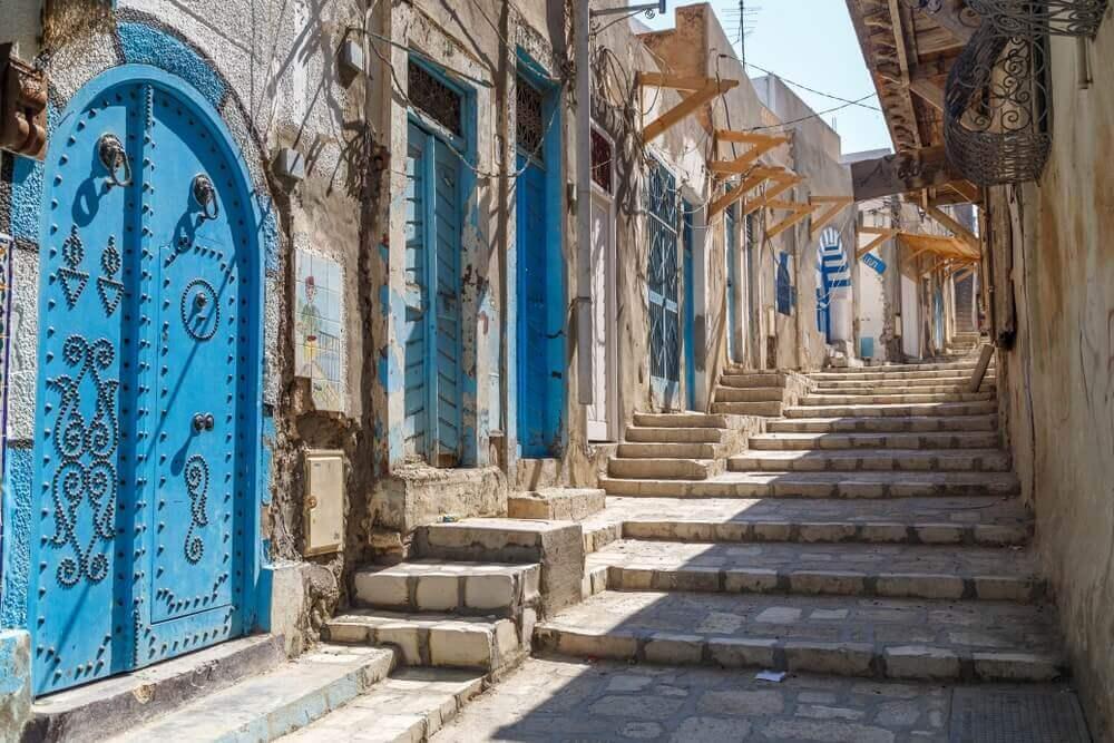 découvrir la tunisie