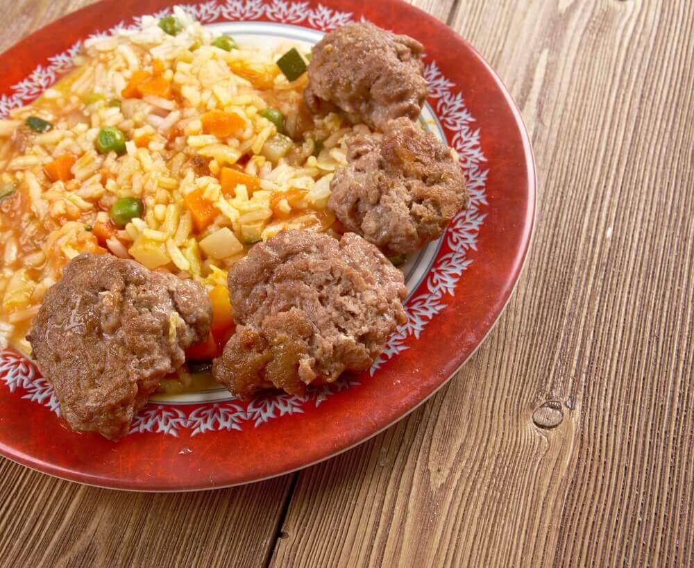 cuisine au Ghana