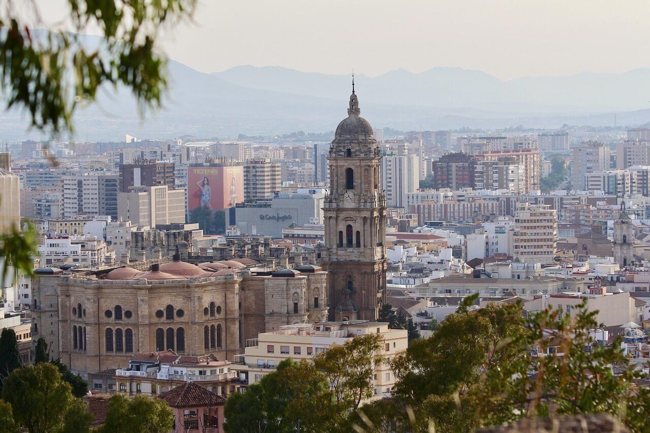 logement à Malaga