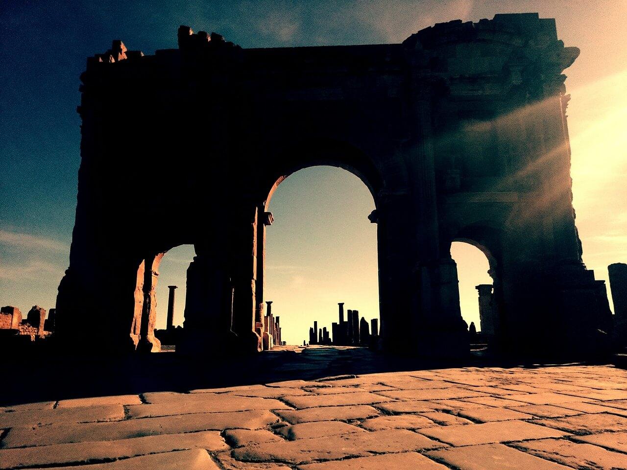 sites historiques Algérie