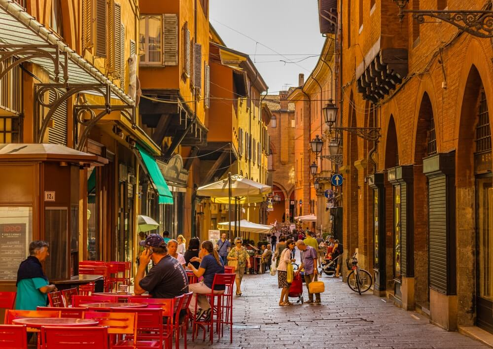 quartiers de Bologne