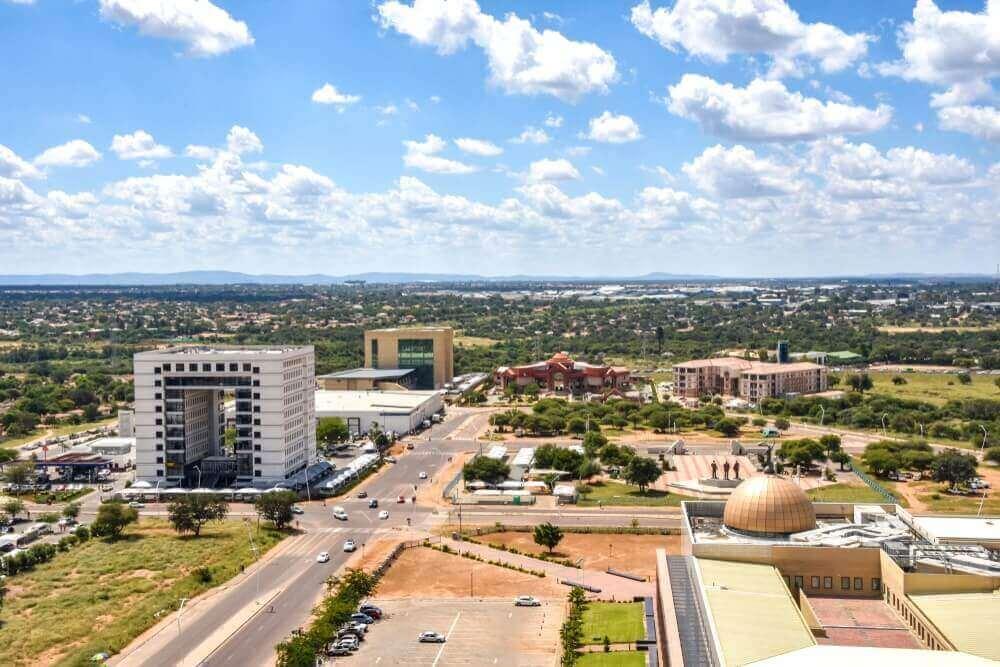 visiter le botswana