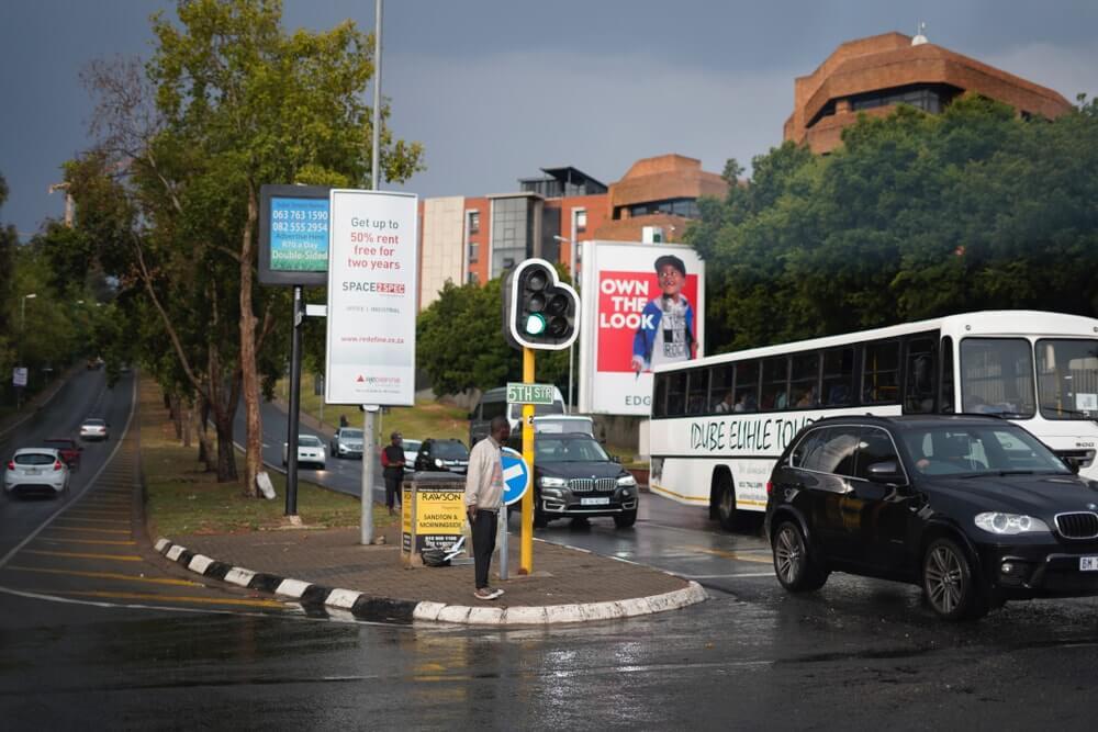 transport au botswana