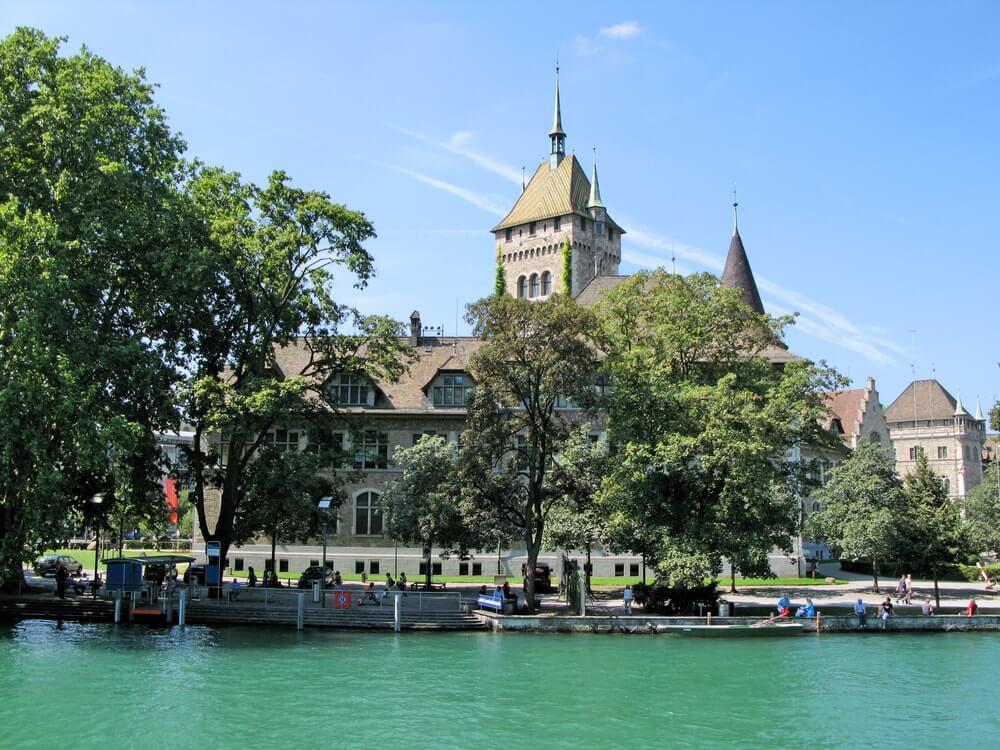 monuments à Zurich