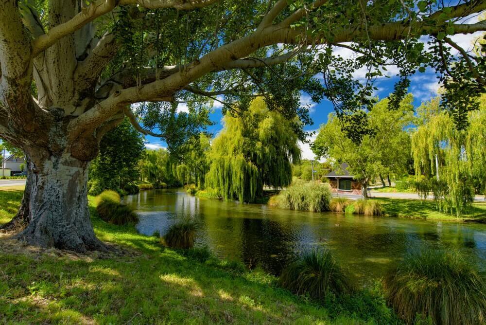 visiter Christchurch