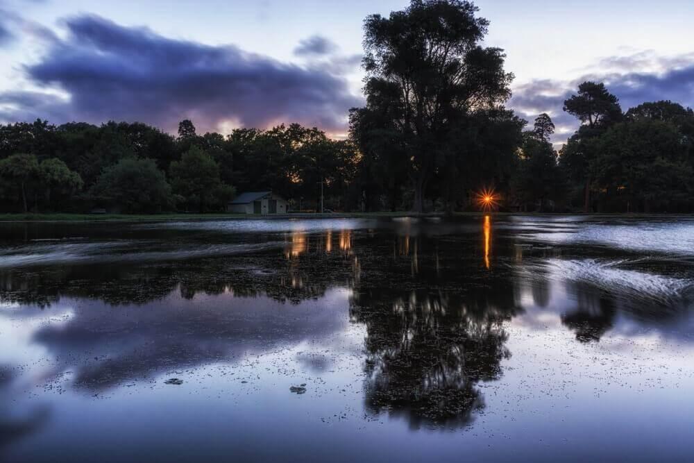 Victoria Park à Christchurch