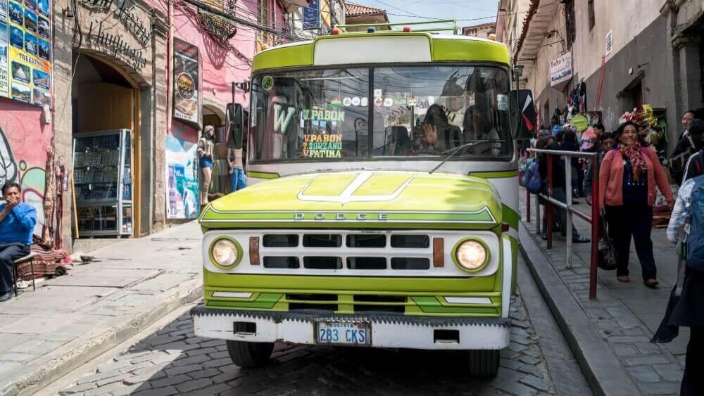 se déplacer en Bolivie