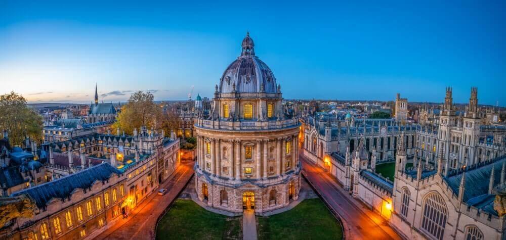 visiter Oxford