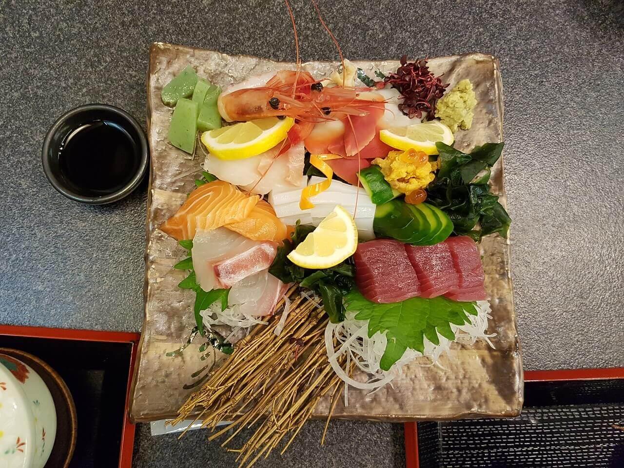 que manger à Osaka