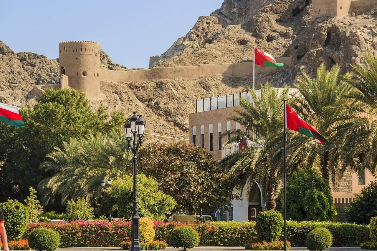 climat à Oman