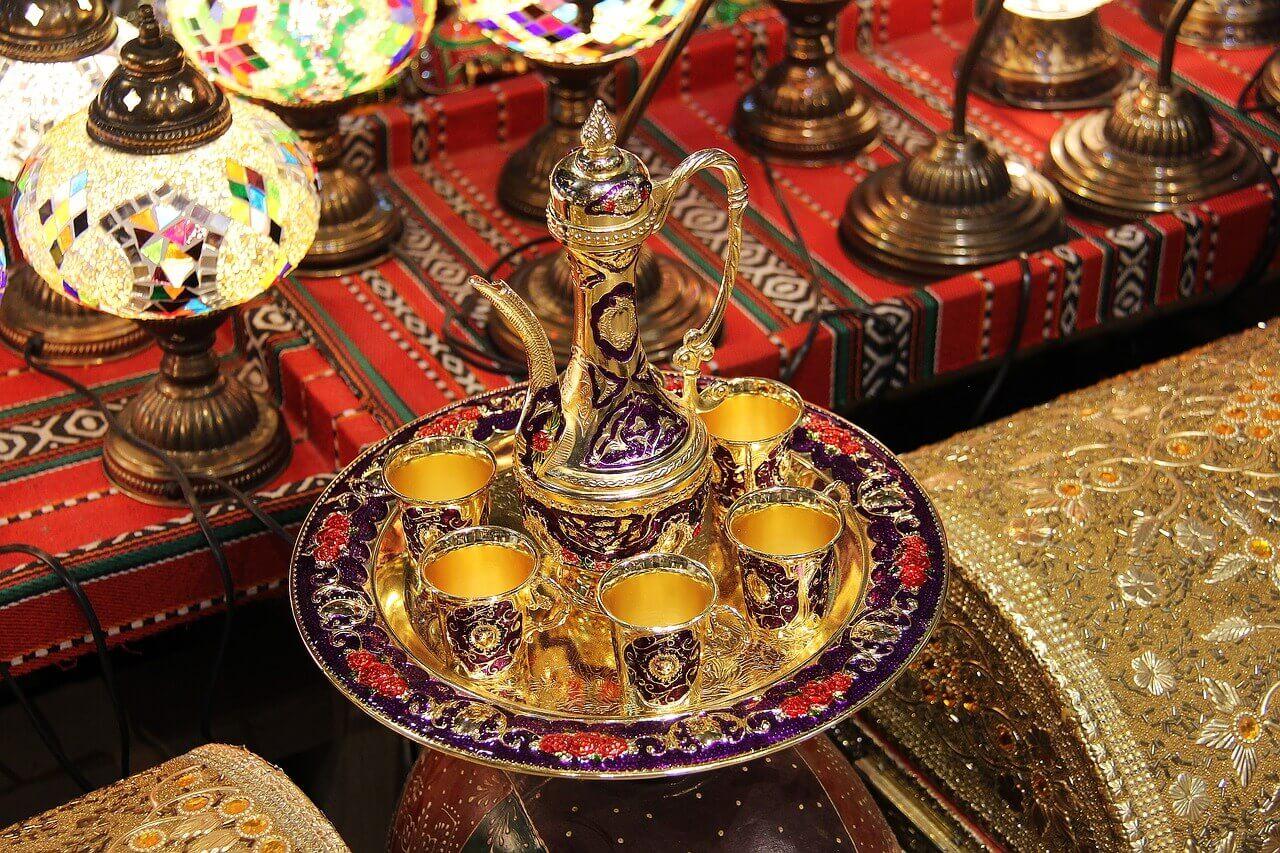 artisanat à Oman