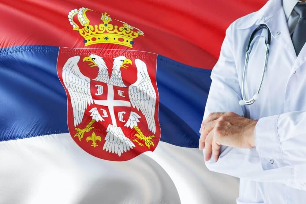 santé en Serbie