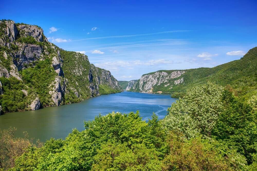 parcs naturels en Serbie
