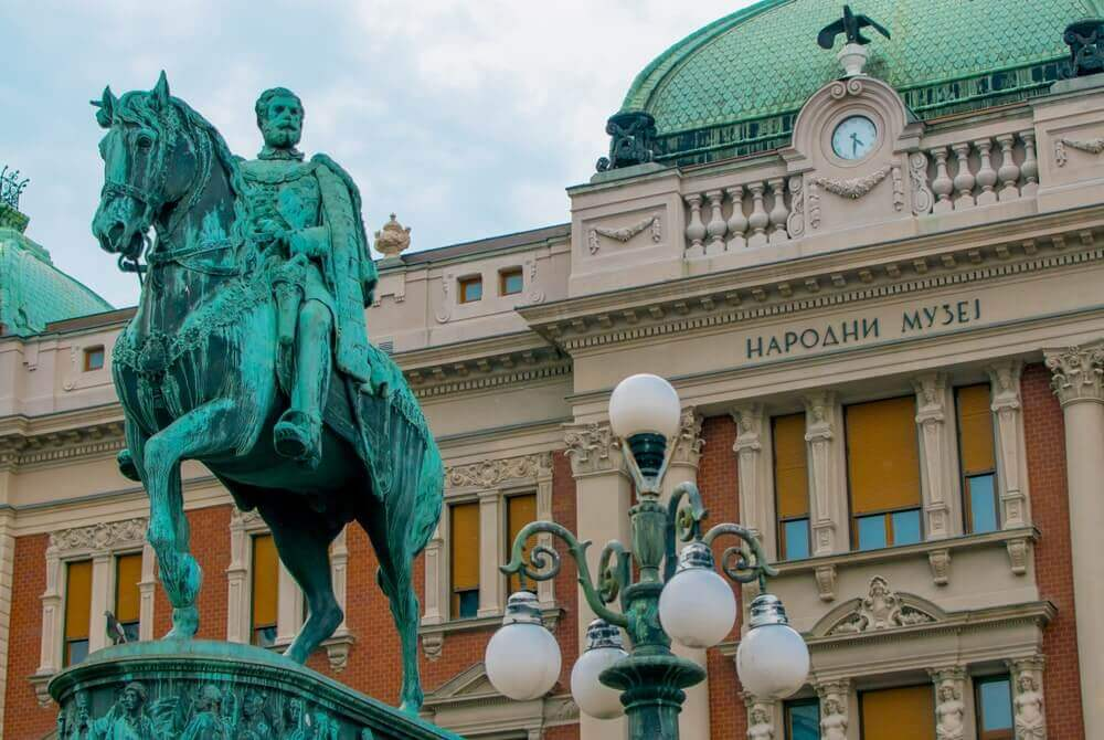 musées en Serbie