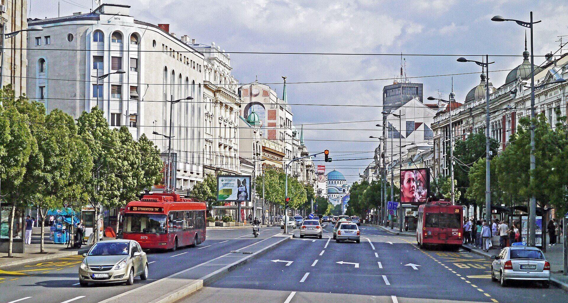 visiter Belgrade en Serbie
