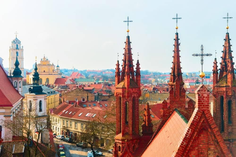 découvrir Vilnius