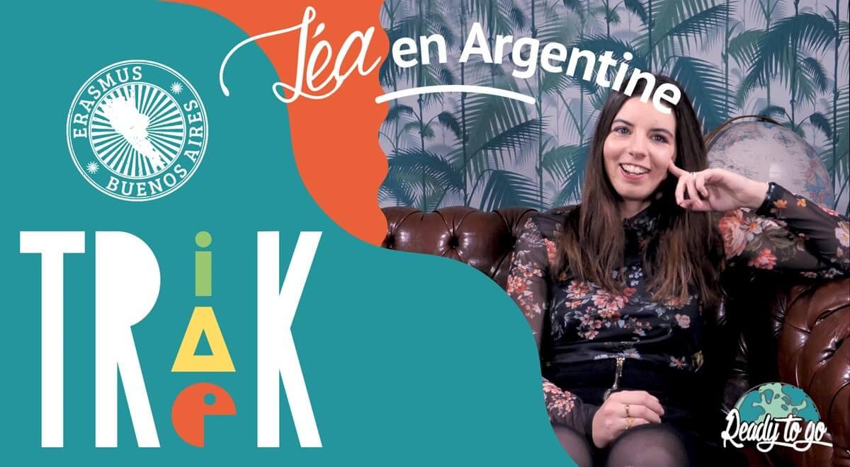 Trik Trak Trek : Léa en Argentine