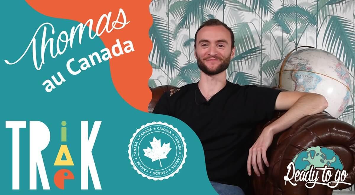 Trik Trak Trek : Thomas au Canada