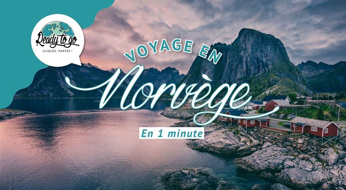 Voyage en Norvège en 1 min