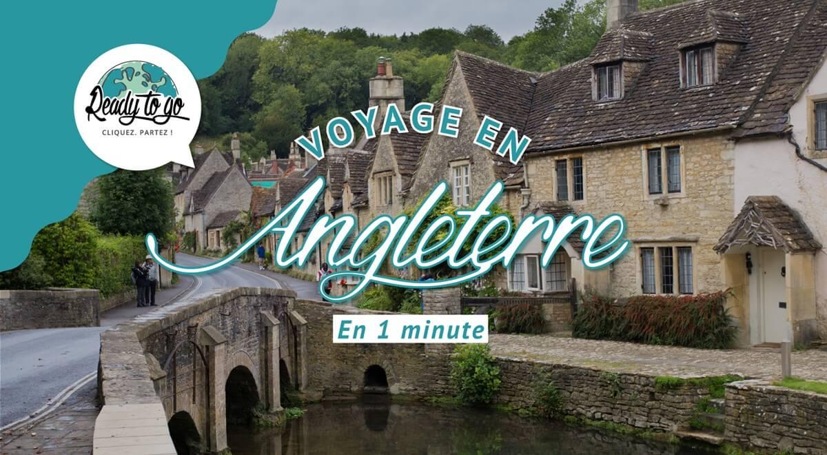 Voyage en Angleterre en 1 min