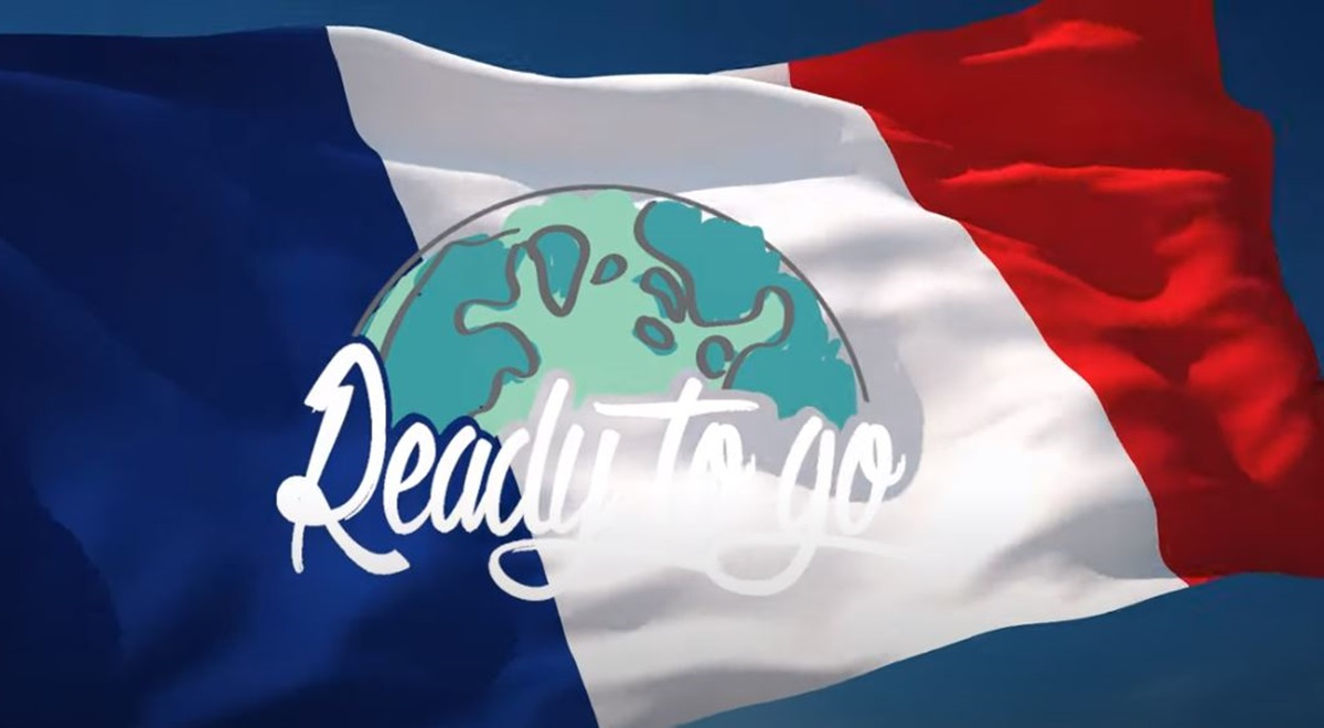 Voyage en France en 1 min