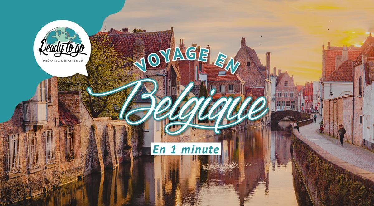 Voyage en Belgique en 1 min