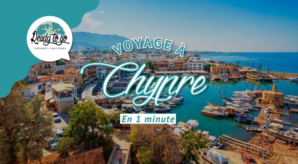 Voyage à Chypre en 1 min