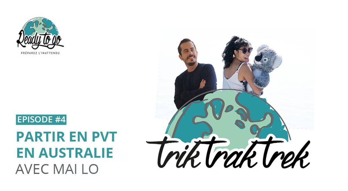 Partir en PVT en Australie avec Mai Lo