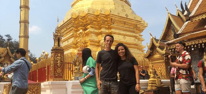 Anissa et Maxime à vélo : la Thaïlande, paradis heureux et peu cher