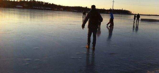 Céline : mon séjour Erasmus à Vaasa en Finlande !