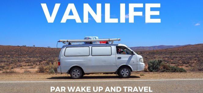 La VanLife de Wake Up and Travel