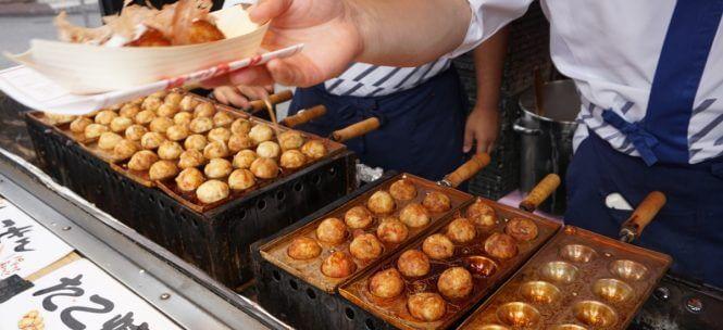 Street food au cœur d'Osaka : on l'a testé pour vous !