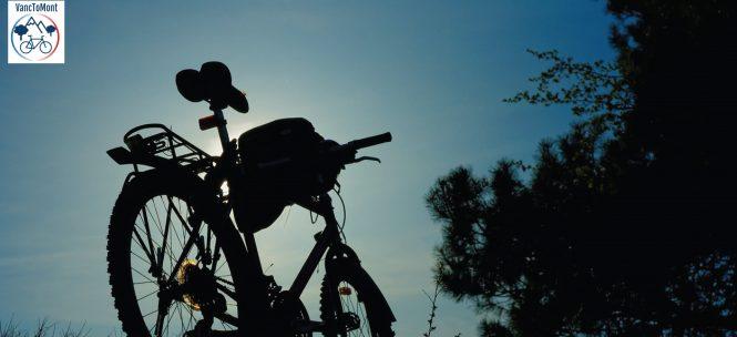 Vanctomont : Vancouver To Montreal à vélo