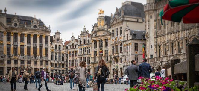 L'expérience de Mathis, un jeune expatrié à Bruxelles !