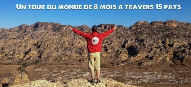 Travel Glober : un jeune voyageur qui partage et inspire !